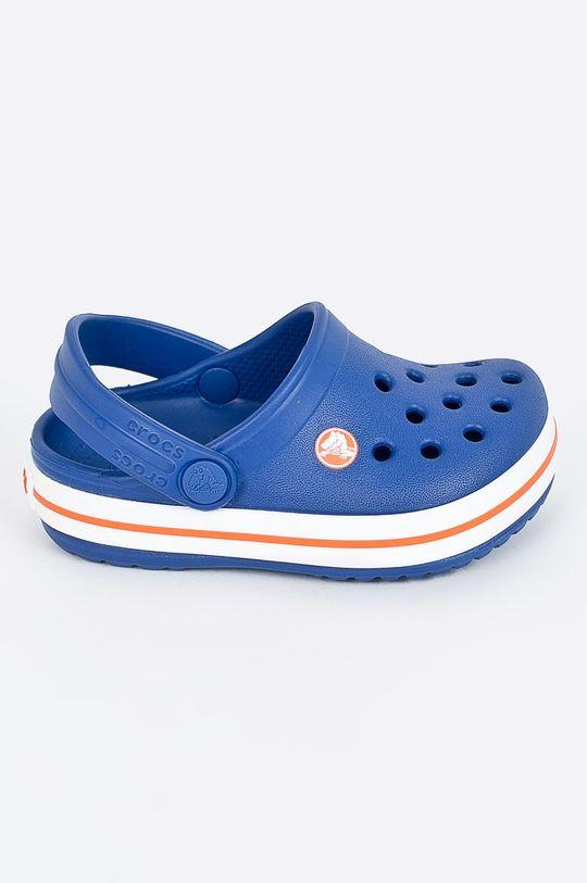 niebieski Crocs - Klapki dziecięce Chłopięcy