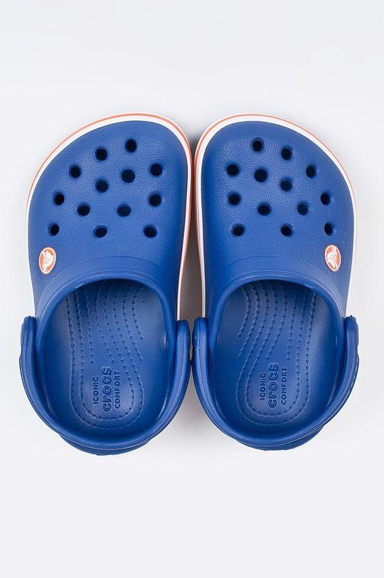 Crocs - Klapki dziecięce niebieski