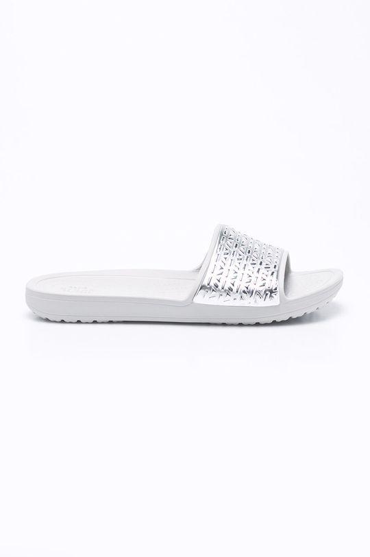 gri deschis Crocs - Papuci De femei
