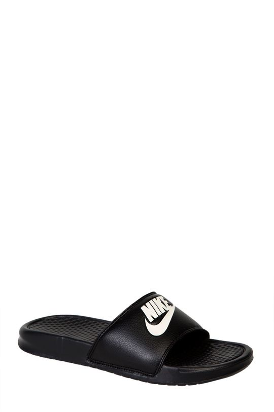 Nike Sportswear - Papuci Benassi Jdi negru