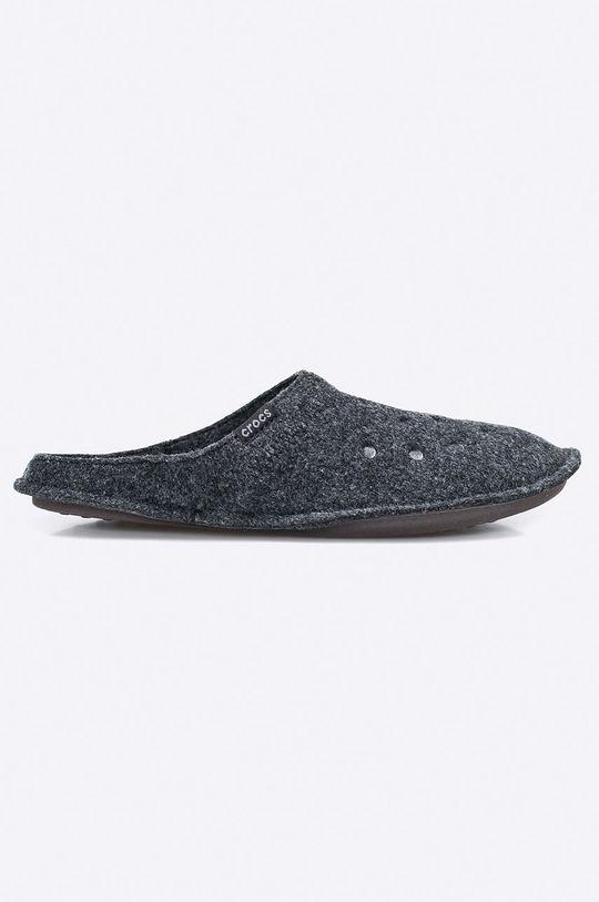 чорний Crocs - Тапочки Чоловічий
