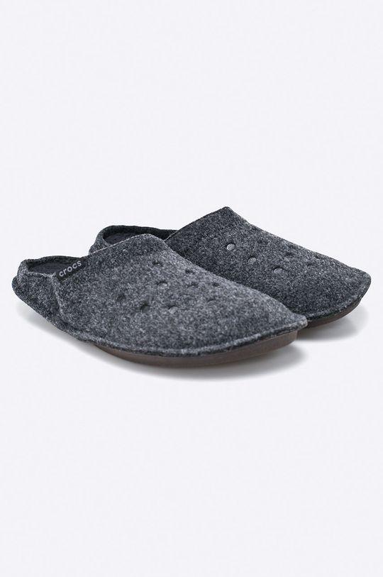 Crocs - Тапочки чорний
