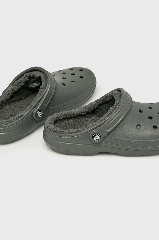 Crocs - Papuci gri