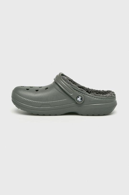 Crocs - Papuci Gamba: Material sintetic Interiorul: Material textil Talpa: Material sintetic