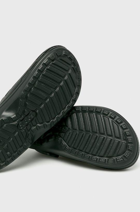 Crocs - Papuci negru
