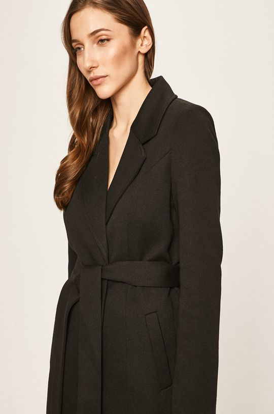černá Vero Moda - Kabát