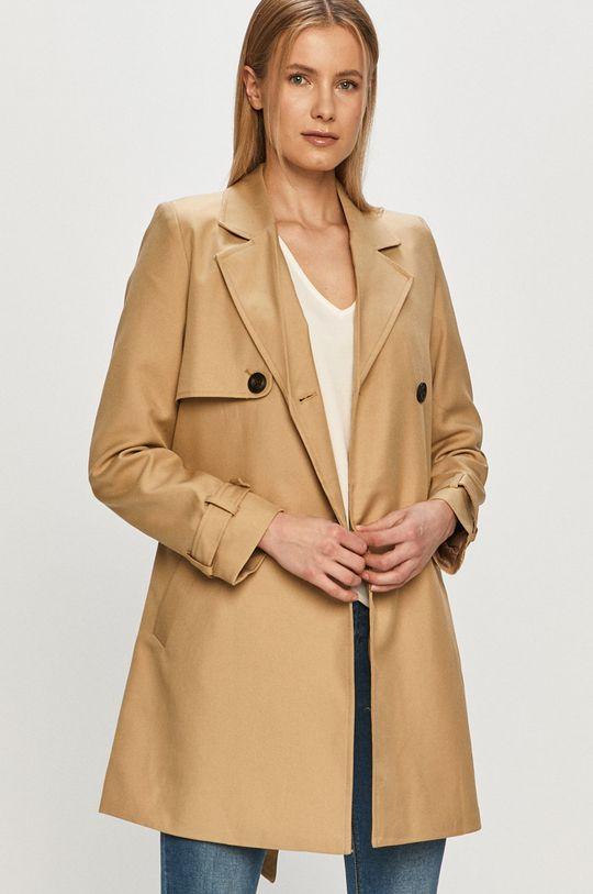 Vero Moda - Trench kabát písková