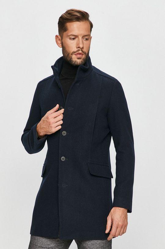 bleumarin Selected - Palton De bărbați
