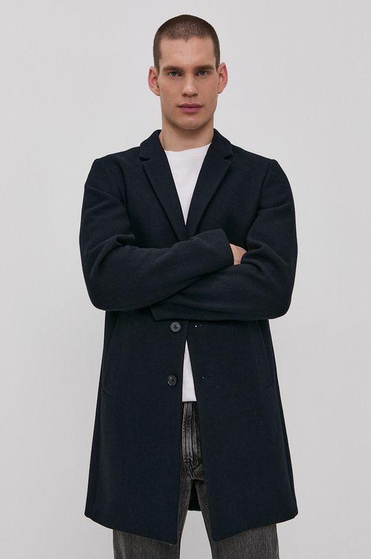 námořnická modř Jack & Jones - Kabát Pánský