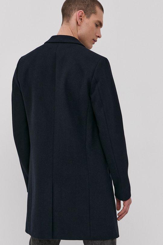 Jack & Jones - Kabát  Podšívka: 100% Polyester Hlavní materiál: 55% Polyester, 40% Vlna, 5% Jiný materiál