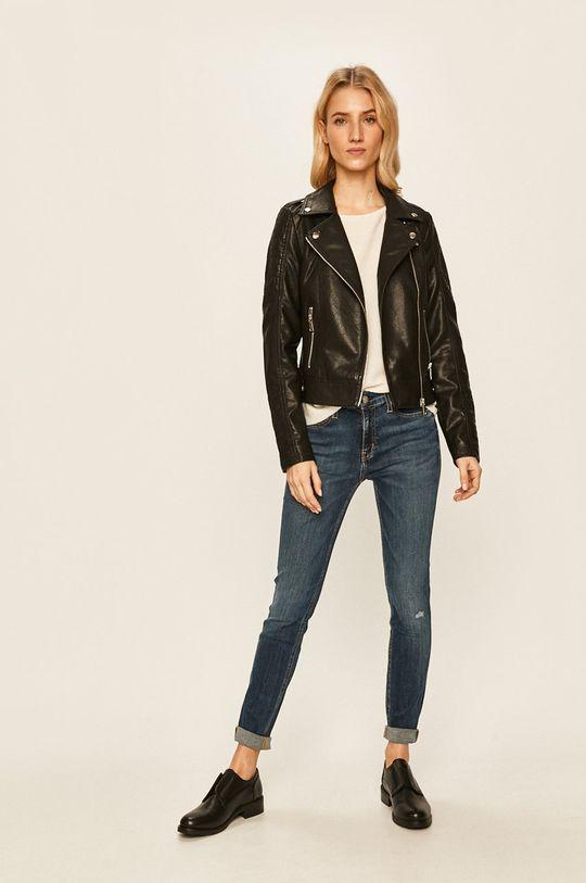 Vero Moda - Bunda Podšívka: 100% Polyester Hlavní materiál: 50% Viskóza, 50% Polyester