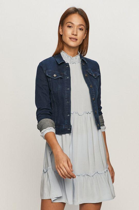 albastru Jacqueline de Yong - Geaca jeans De femei
