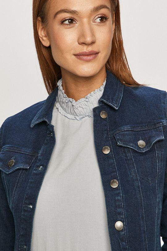 albastru Jacqueline de Yong - Geaca jeans