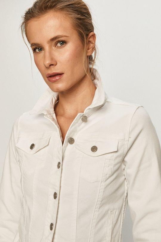biały Vila - Kurtka jeansowa Damski