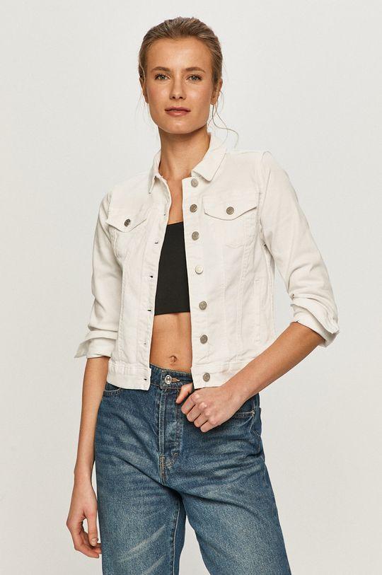 biały Vila - Kurtka jeansowa