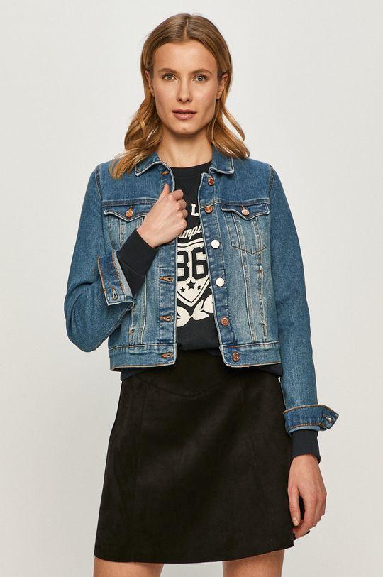 modrá Vero Moda - Džínová bunda Dámský
