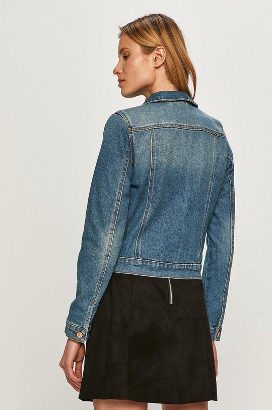 Vero Moda - Džínová bunda  24% Bavlna, 50% Organická bavlna, 1% Elastan, 25% Polyester