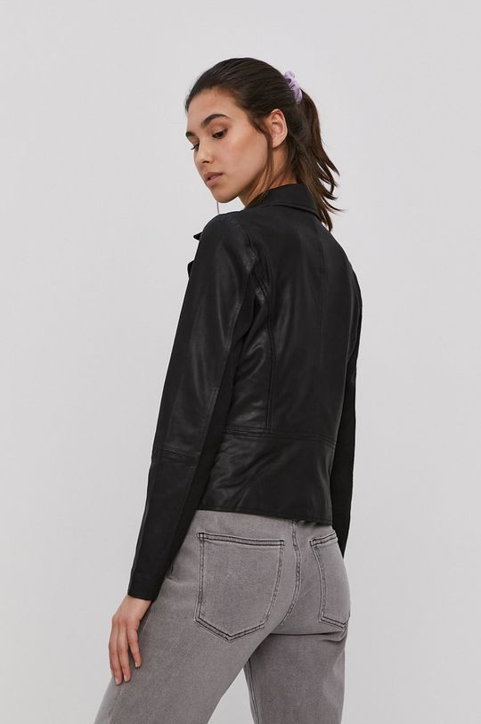 Y.A.S - Kožená bunda  100% Prírodná koža