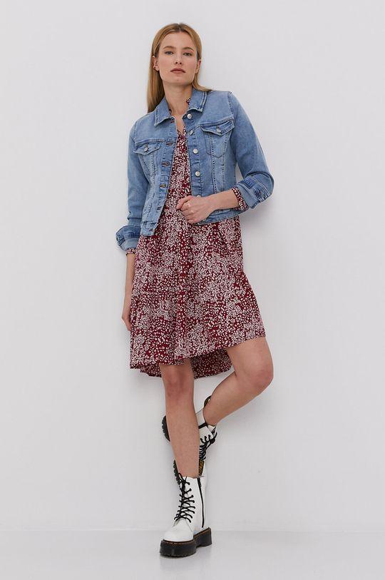 Vero Moda - Kurtka jeansowa jasny niebieski
