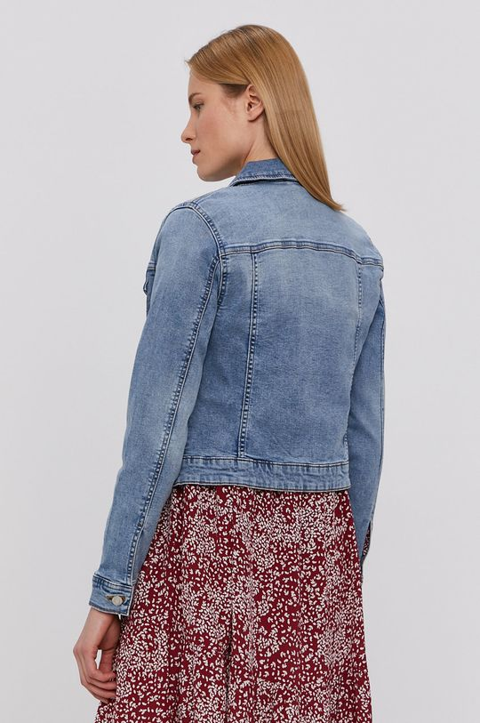 Vero Moda - Kurtka jeansowa 100 % Bawełna