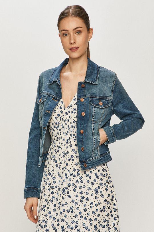 niebieski Vero Moda - Kurtka jeansowa Damski