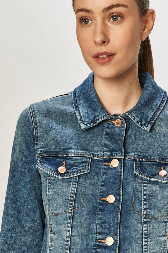 niebieski Vero Moda - Kurtka jeansowa