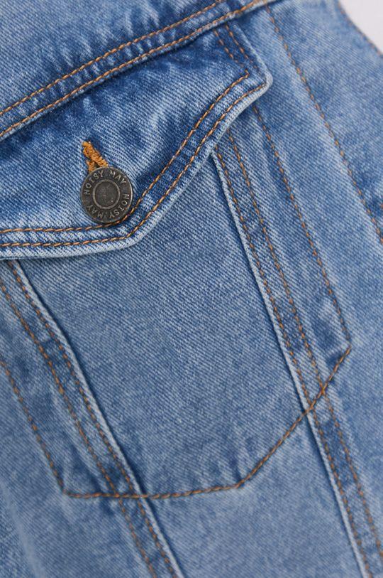 modrá Noisy May - Rifľová bunda