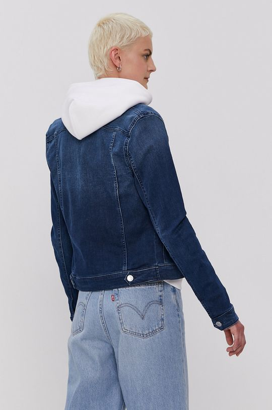 Tommy Jeans - Kurtka jeansowa 90 % Bawełna, 2 % Elastan, 8 % Elastomultiester