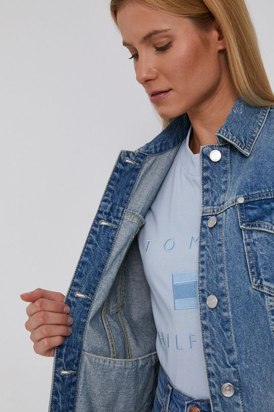 Armani Exchange - Kurtka jeansowa