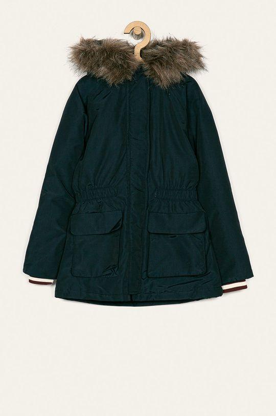 námořnická modř Name it - Dětská bunda 122-164 cm Dívčí