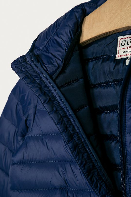 Guess Jeans - Geaca copii 118-175 cm <p>  Captuseala: 100% Poliester  Umplutura: 100% Poliester  Materialul de baza: 100% Poliamida</p>