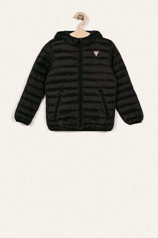 černá Guess Jeans - Dětská bunda 118-175 cm Dětský
