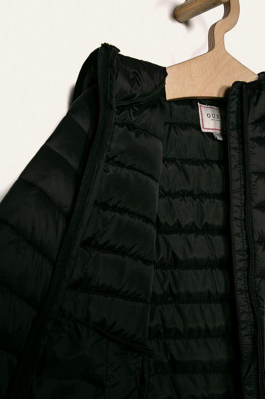 černá Guess Jeans - Dětská bunda 118-175 cm