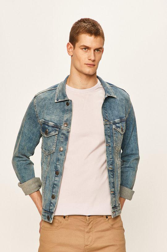 albastru Jack & Jones - Geaca jeans De bărbați