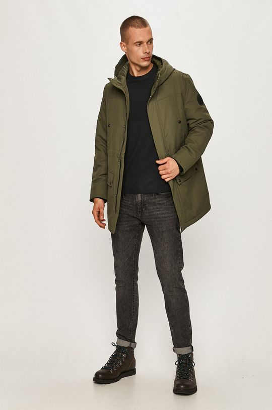 Only & Sons - Parka zielony