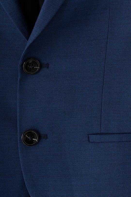 Jack & Jones - Dětské sako  Podšívka: 100% Polyester Hlavní materiál: 1% Elastan, 77% Polyester, 22% Vlna