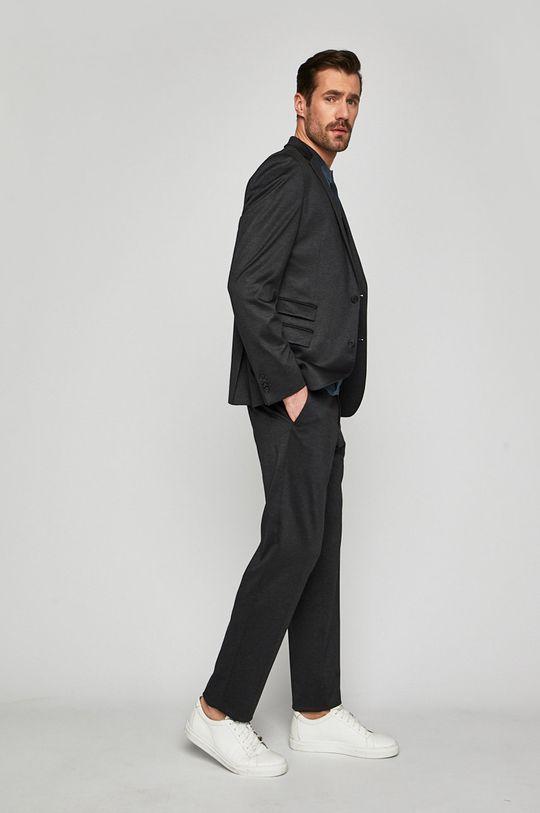 s.Oliver Black Label - Sako Podšívka: 100% Polyester Hlavní materiál: 7% Elastan, 57% Polyester, 36% Viskóza