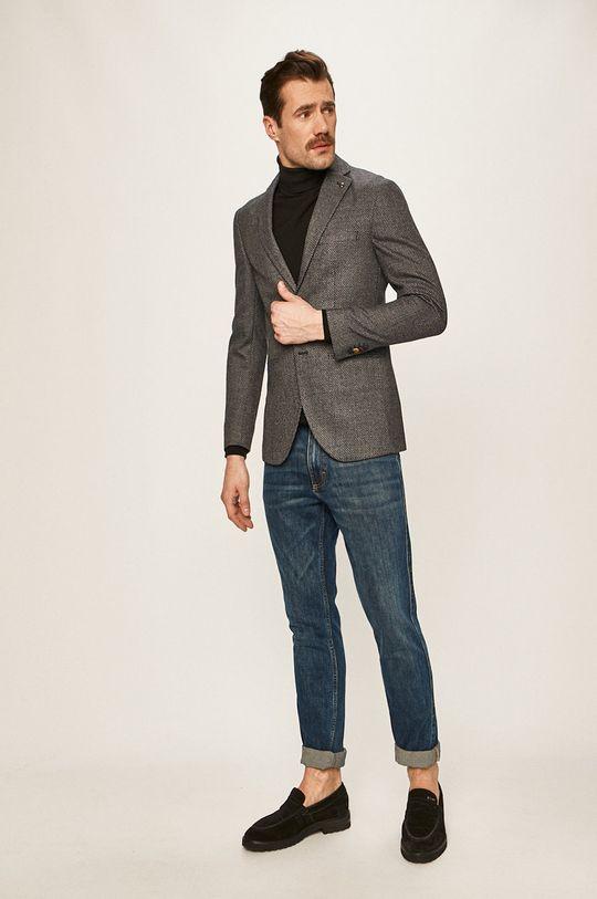 Premium by Jack&Jones - Sako Podšívka: 100% Polyester Hlavní materiál: 3% Elastan, 63% Polyester, 34% Viskóza