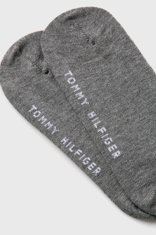 Tommy Hilfiger - Dětské ponožky (2-pack) světle šedá
