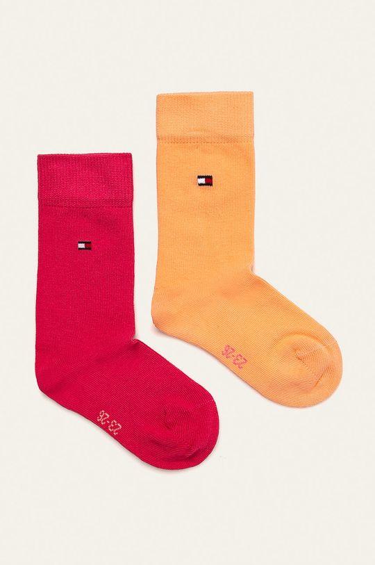 růžová Tommy Hilfiger - Dětské ponožky 391334 Chlapecký
