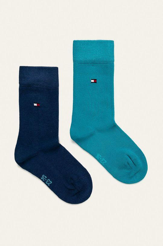 albastru Tommy Hilfiger - Sosete copii 391334 De băieți