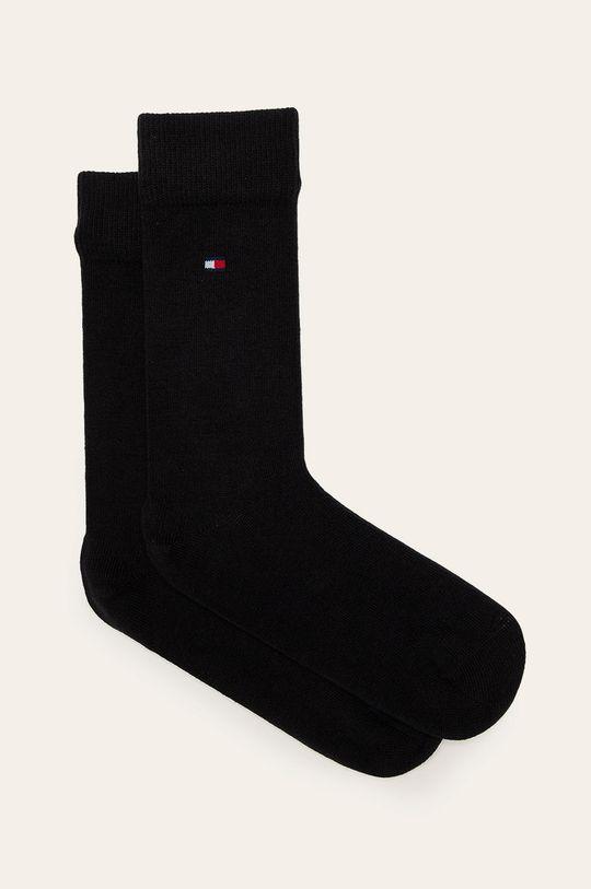 černá Tommy Hilfiger - Dětské ponožky (2-pack) Chlapecký