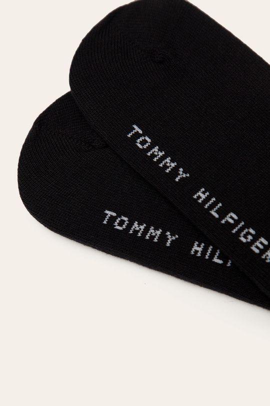 Tommy Hilfiger - Dětské ponožky (2-pack) černá