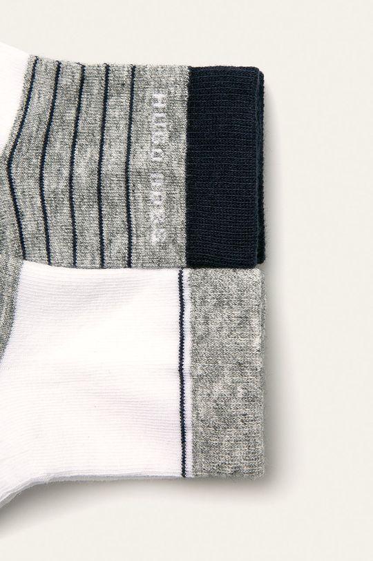 Boss - Dětské ponožky (2-pack) bílá