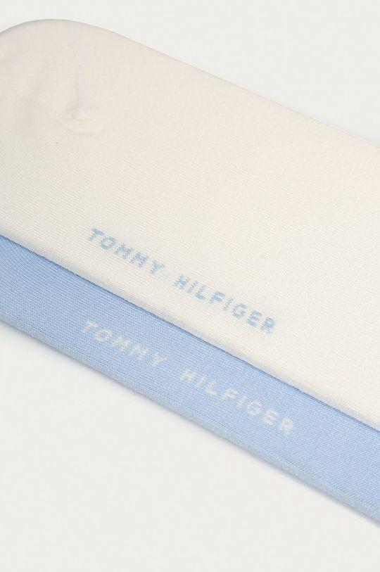 Tommy Hilfiger - Skarpetki (2-pack) blady niebieski