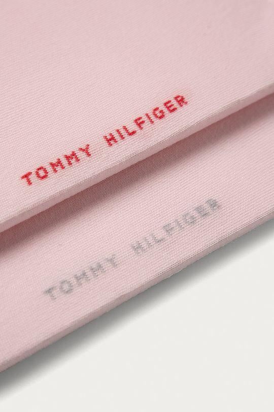 Tommy Hilfiger - Ponožky (2-pak) ružová