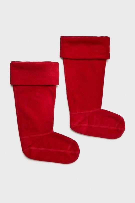 červená Hunter - Ponožky do holínek Dámský