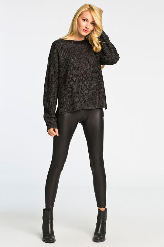 negru Pieces - Costum New Shiny De femei