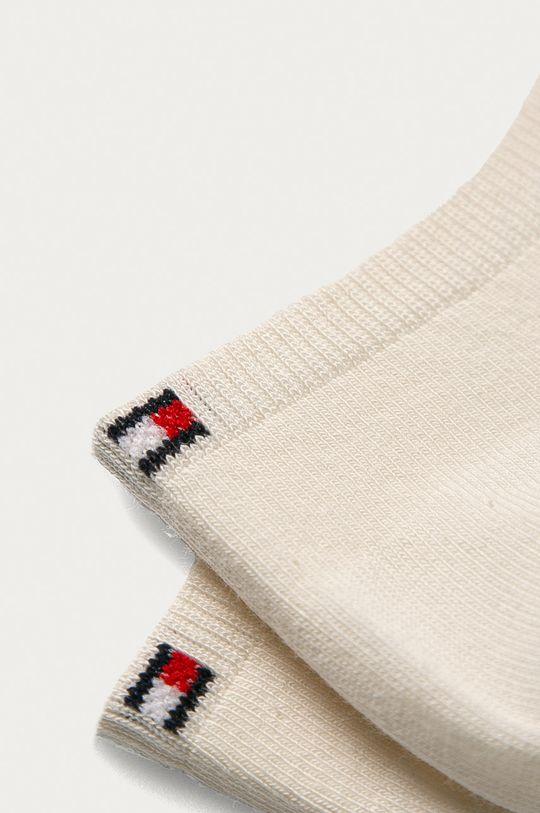 Tommy Hilfiger - Kotníkové ponožky (2-pack)  82% Bavlna, 1% Elastan, 17% Polyamid