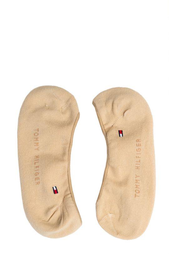 tělová Tommy Hilfiger - Kotníkové ponožky (2-pack) Dámský